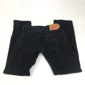 Levi's 501 Size 31x32 (Act 30W 32L) Mens Faded Den